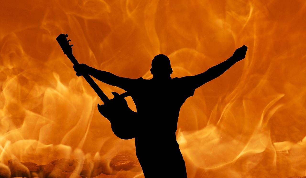 Rockfestival mit Guitare!!